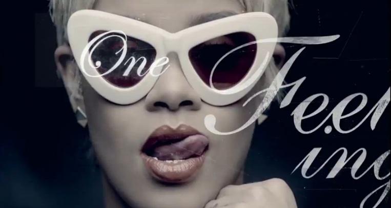 7867e9dd10e Ah Rihanna... Je n arrive plus à savoir si on ne peut pas s empêcher  d écouter... ou plutôt de regarder. Dernière vidéo de la belle