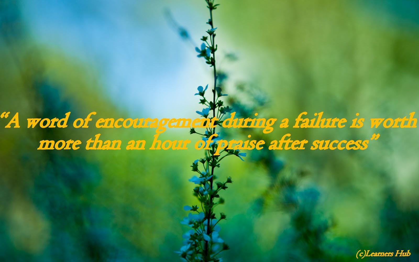 Encouragement Quote Good Quotes Encouragement Quotes