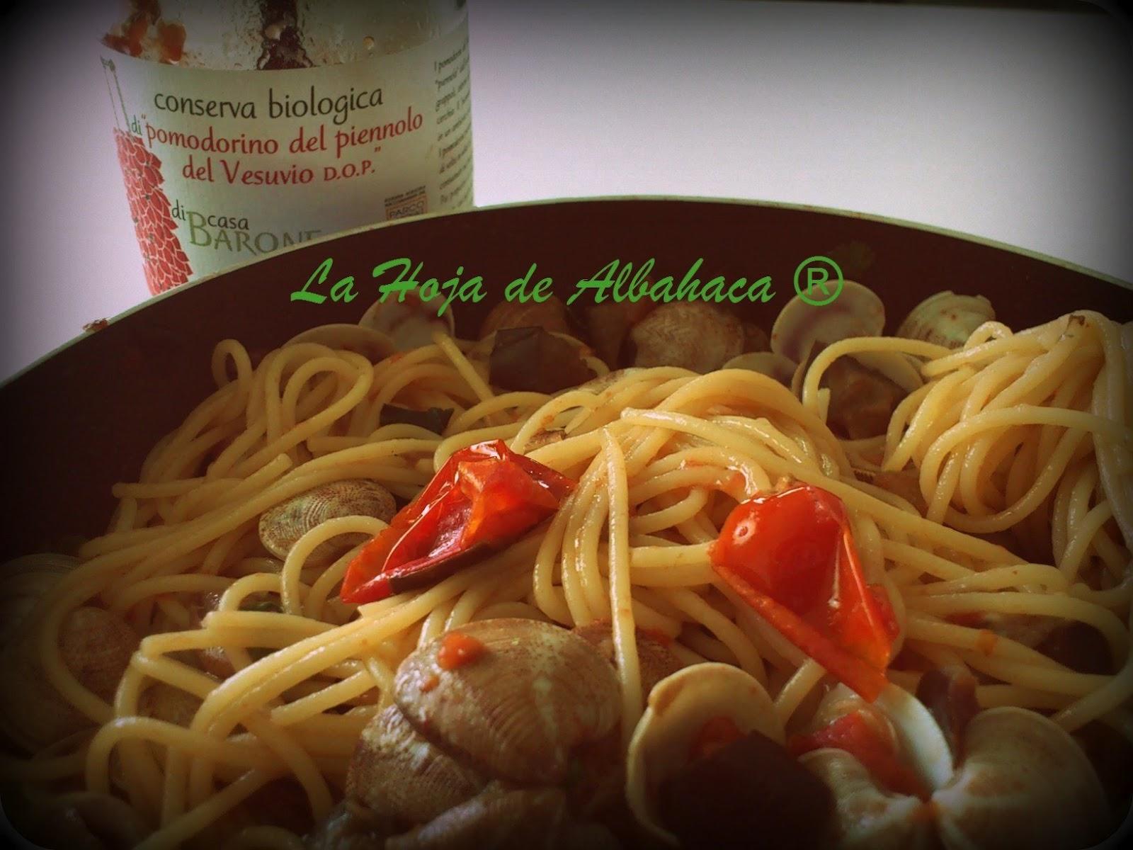 Espaguetis Con C...