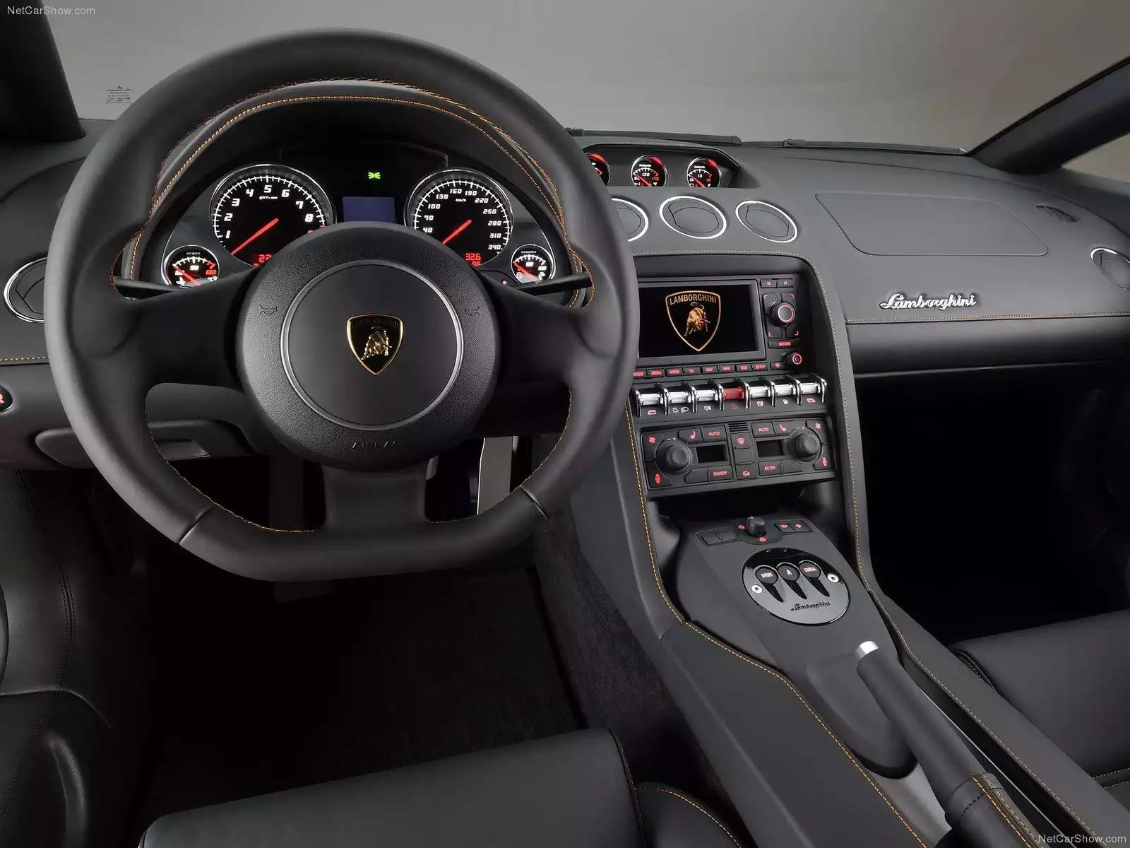 Hình ảnh siêu xe Lamborghini Gallardo LP560-4 Bicolore 2011 & nội ngoại thất