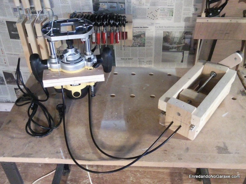 fresadoras carpinteria: