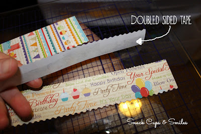 birthday papers