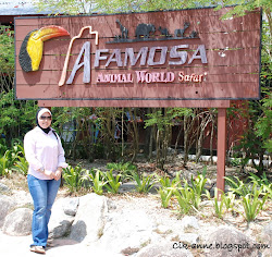 A'famosa Animal World Safari - Melaka