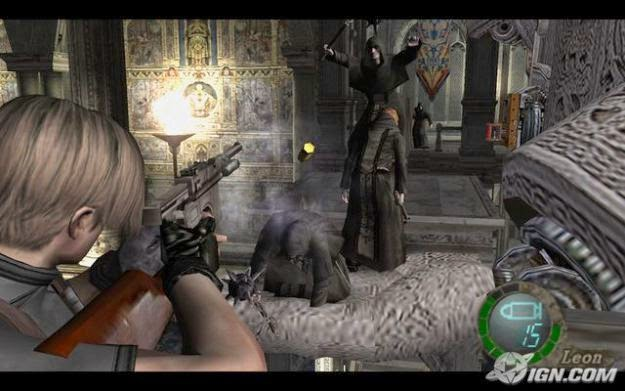 Resident Evil: 4 Full PC Game RIP 100% Working Highly Compressed