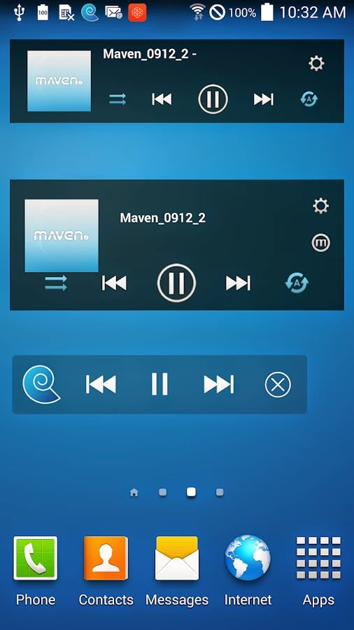MAVEN Music Player (Pro) v2.39.17