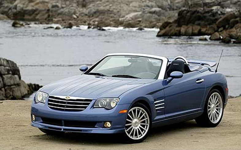 racing cigalo chrysler crossfire srt6 cabrio. Black Bedroom Furniture Sets. Home Design Ideas