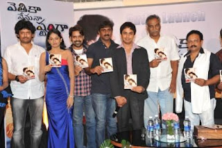 Vethika Nenu Naa Ishtamga Audio Launch