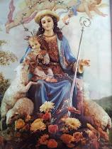 Que la Divina Pastora siempre nos guíe.