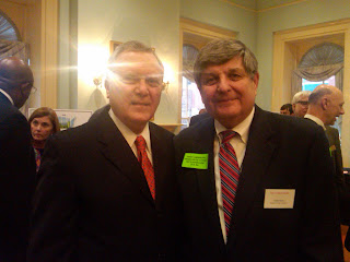 11th Annual Georgia Legislative Reception: Frank Hurd & Governor Deal
