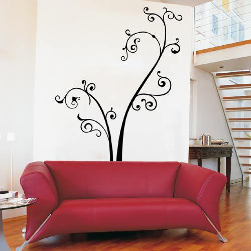 Plantillas para decorar paredes imagui - Plantillas para paredes ...