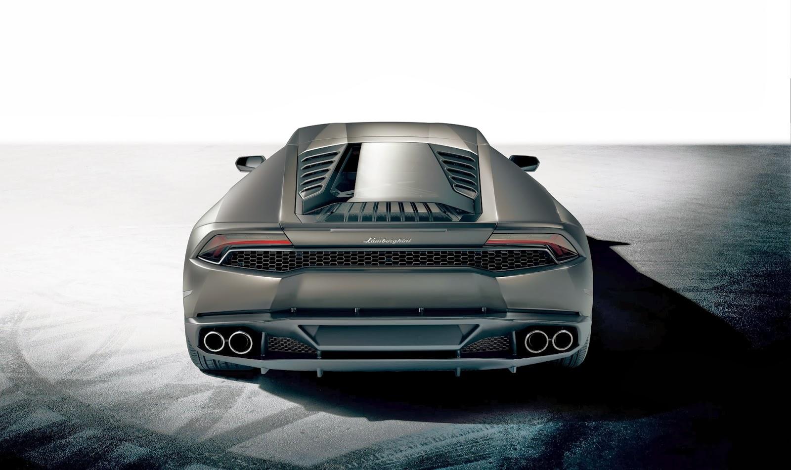 La Lamborghini Huracán enregistre déjà 700 commandes