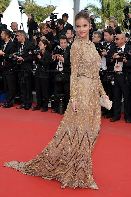 Barbara Palvin Cannes 2012