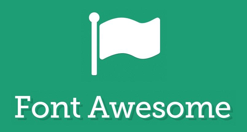 Cara Menggunakan Font Awesome di Blogger