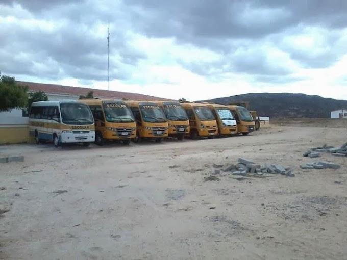 Transporte Escolar de São José do Sabugi - PB