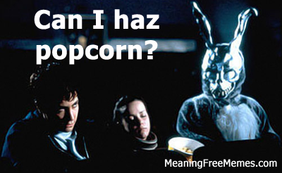 Donnie Darko Popcorn