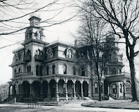 Gray Towers. G.G. Green's Victorian era mansion. Woodbury, NJ
