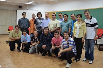 Em Brasília, Equipe Referencial para a Juventude discute JMJ-2013
