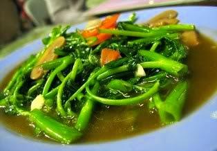 Resep dan Cara memasak Tumis Kangkung