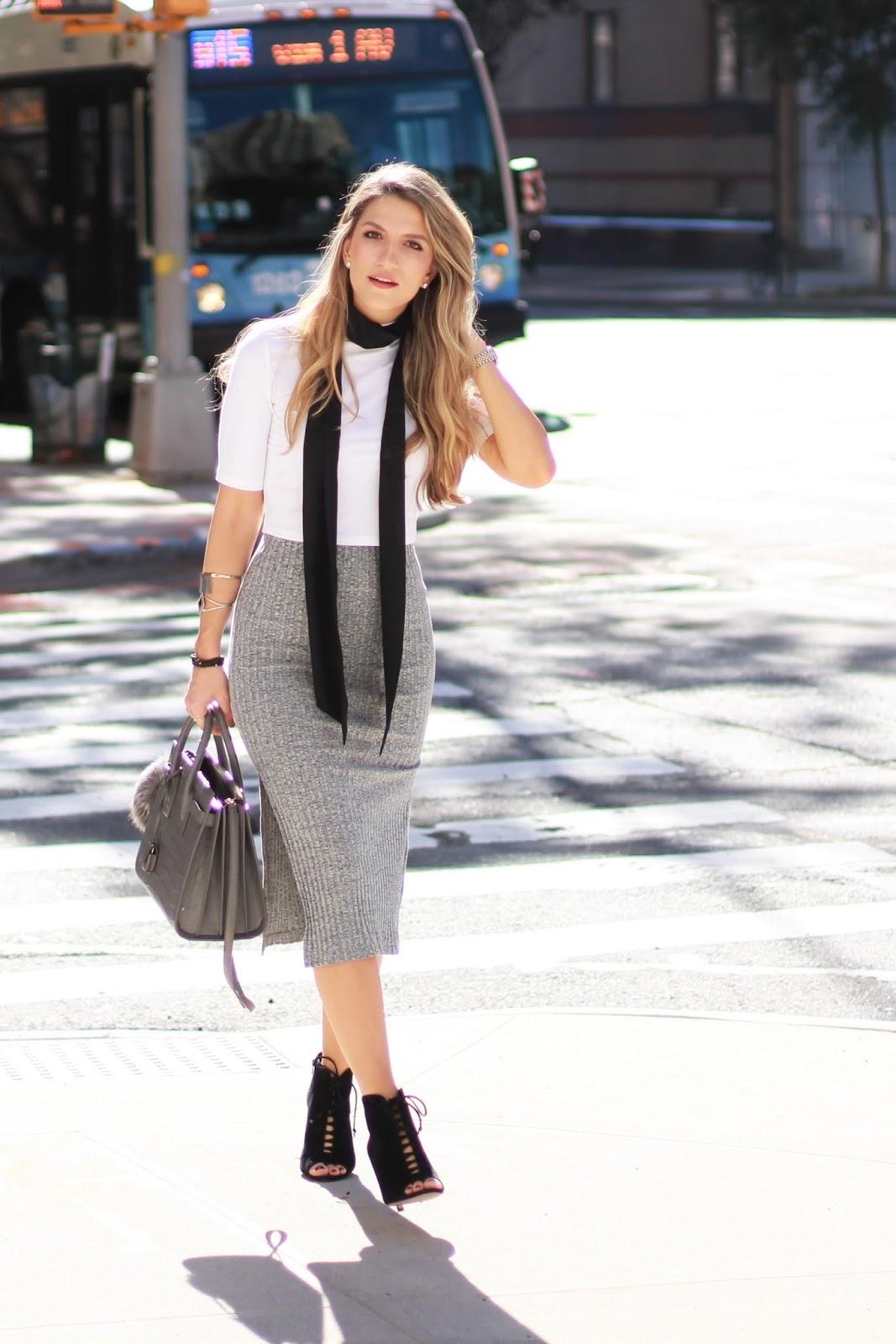zara skinny scarf, parisian style