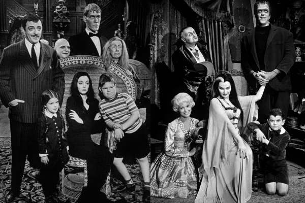 for this halloween special ill be discussing two beloved sitcoms that are halloween classics the addams family and the munsters - Munsters Halloween Episode