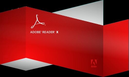 Adobe Reader Version XI (11.0.06)