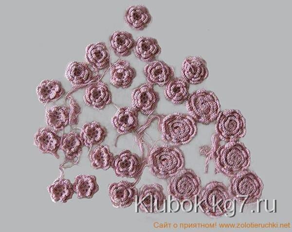 Розовый комплект для маленькой модницы
