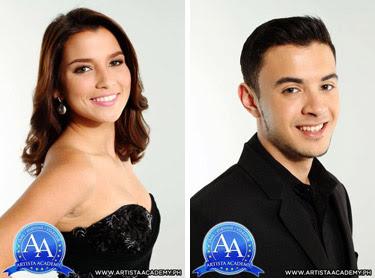 Jon Orlando and Julia Quisumbing eliminated in Artista Academy