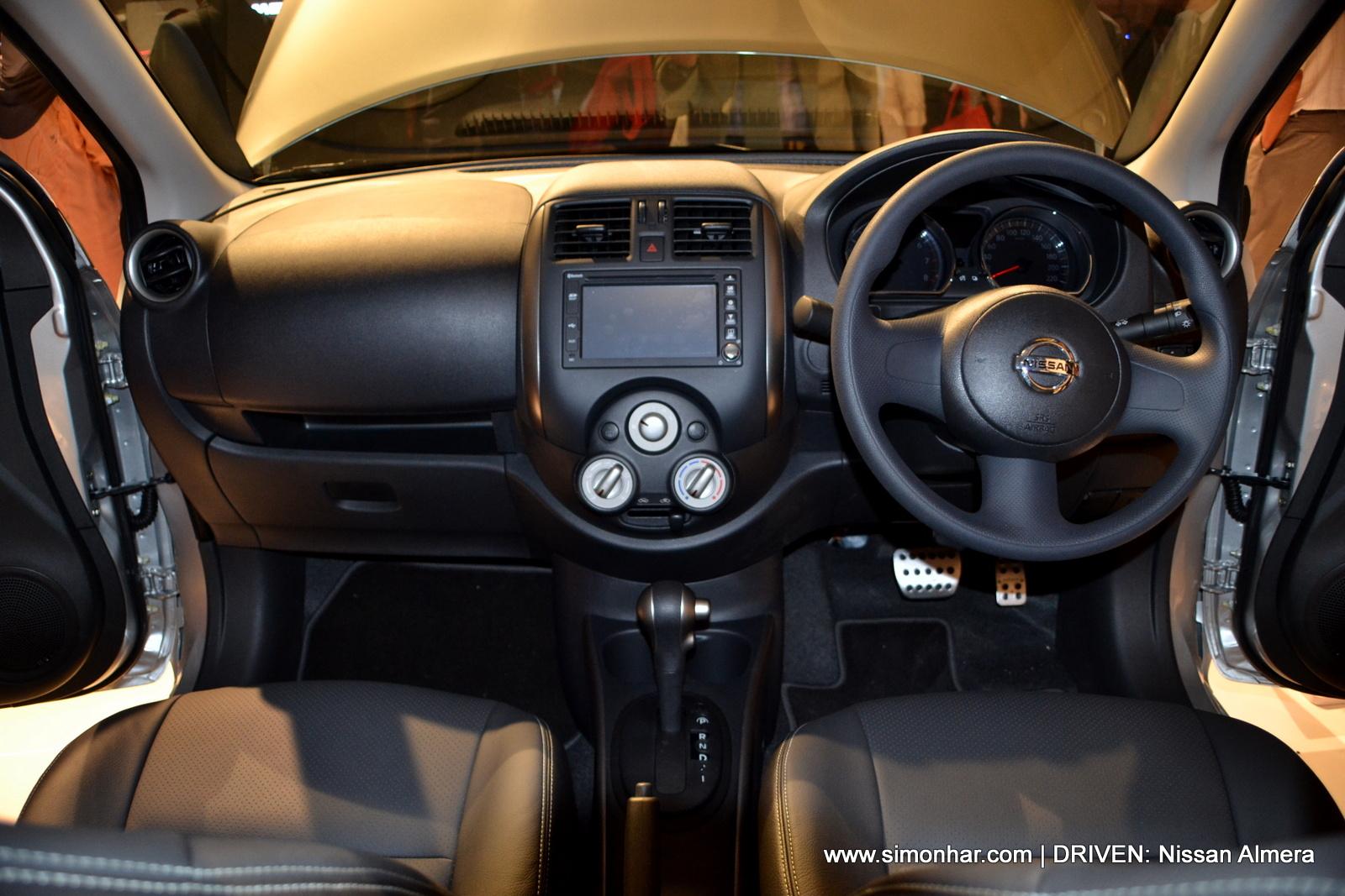 DRIVEN: Nissan Almera 1.5 CVTC ! Simon Har
