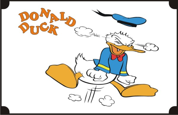 donald-duck-coloring-pages