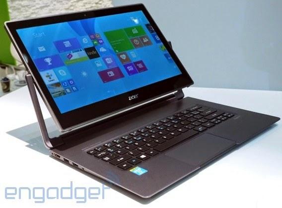 Aspire R13,laptop