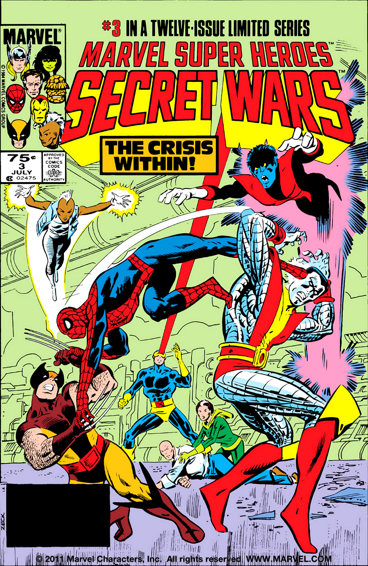 Captain America (1968) Issue #292d #211 - English 1