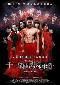 Bí Mật 12 Chòm Sao - The Zodiac Mystery (2012) Poster