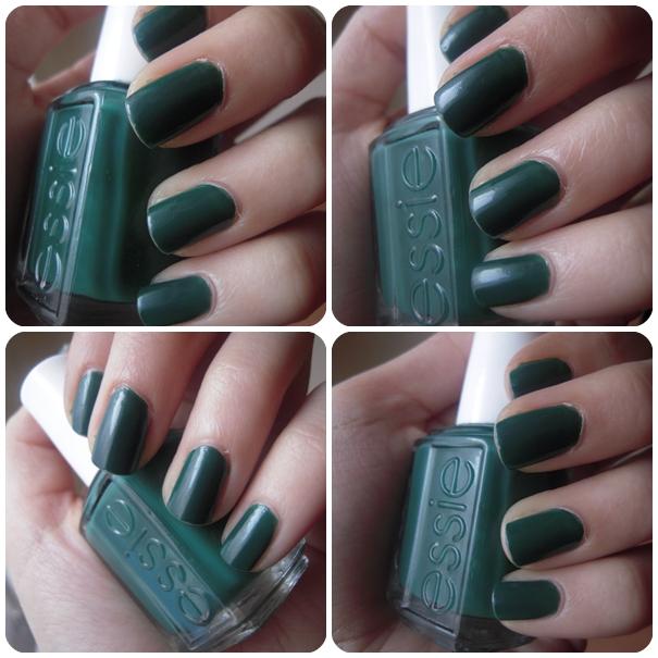 El tocador de Coquette: Uñas de la semana: Verde que te quiero verde.
