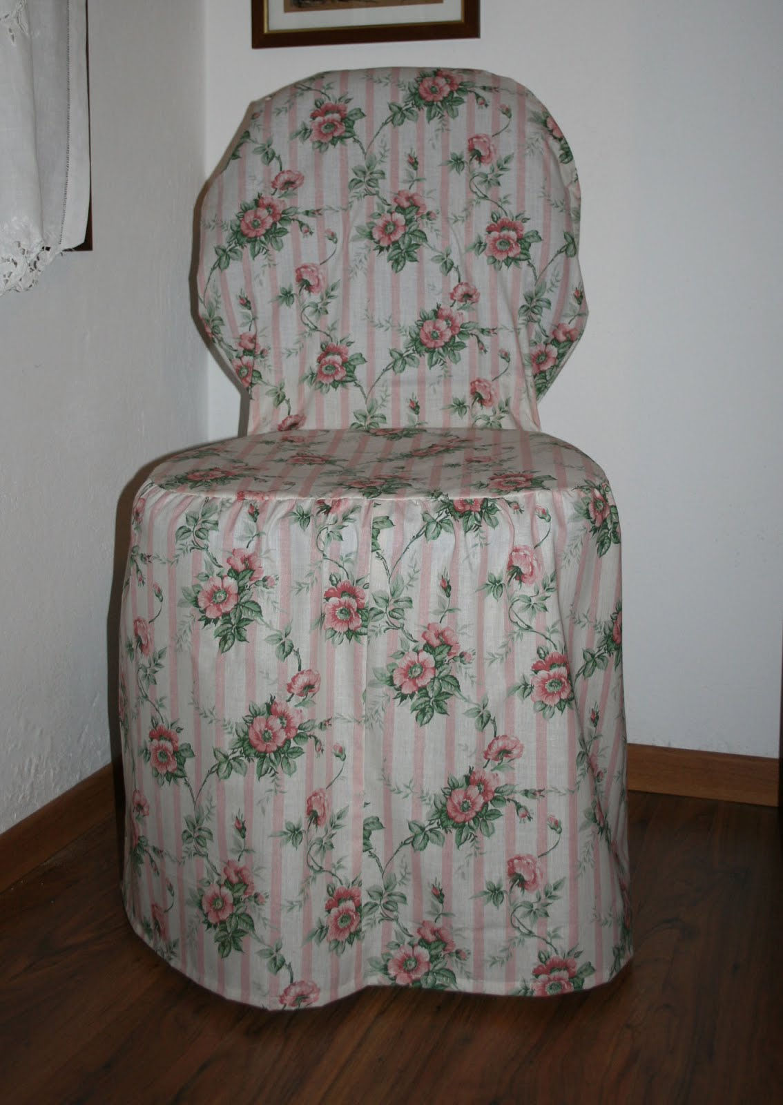 Creo, decoro e rinnovo: Rivestire una sedia da ufficio