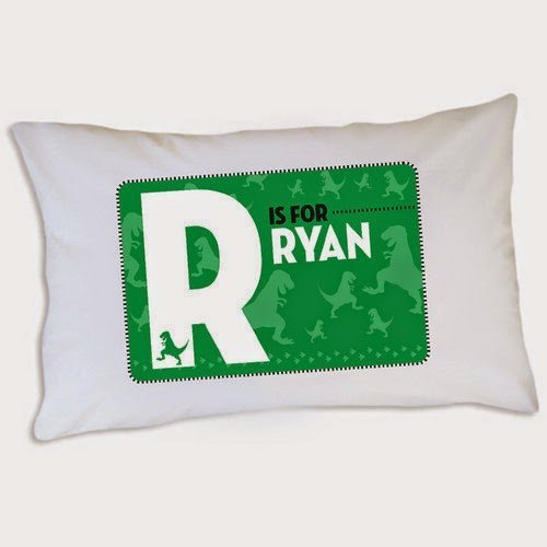 http://www.psychobabyonline.com/cart/9256/40507/Psychobaby-Magical-Monogram-Pillowcase-Green-Dino/