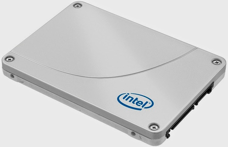 SSD 120GB Intel 530 SERIES
