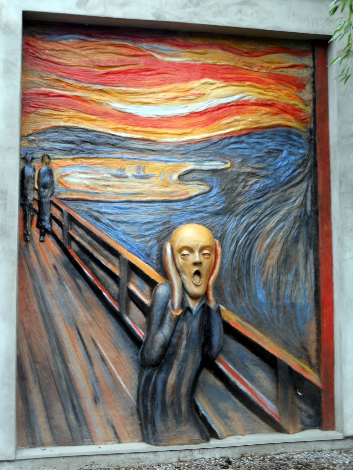 Edvard Munch The Scream Parody The screamThe Scream Edvard Munch Parody