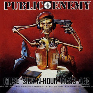 Public Enemy – Muse Sick-N-Hour Mess Age (1994) Flac