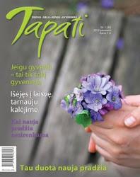 """Žurnalas moterims """"Tapati"""":"""