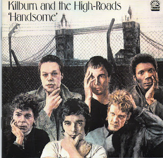 KILBURN & THE HIGHROADS - HANDSOME (1975)