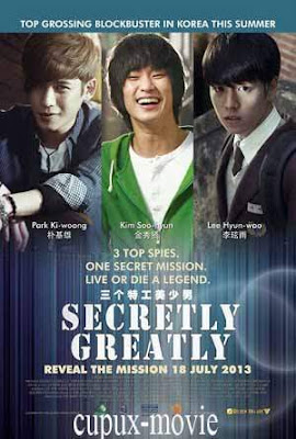 Secretly And Greatly (2013) HDRip cupux-movie.com