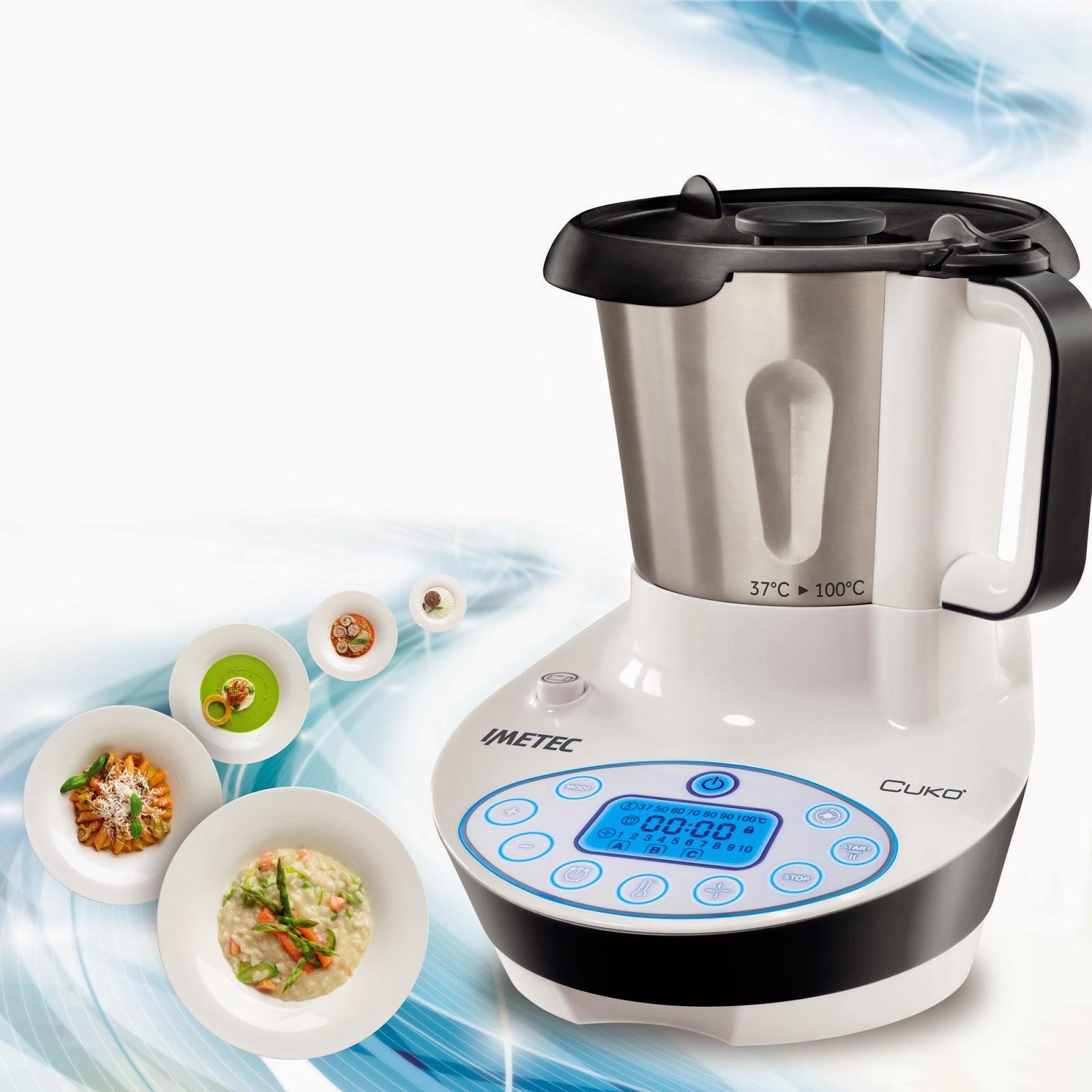 Mondo donna idea regalo la macchina che cucina per te - Macchina per cucinare ...