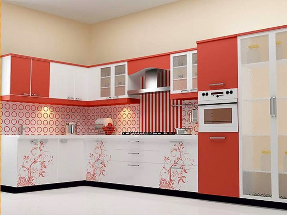 Mica kitchen cabinets acrylic vs laminate how to select for Kitchen cabinets lowes with wall art flower designs