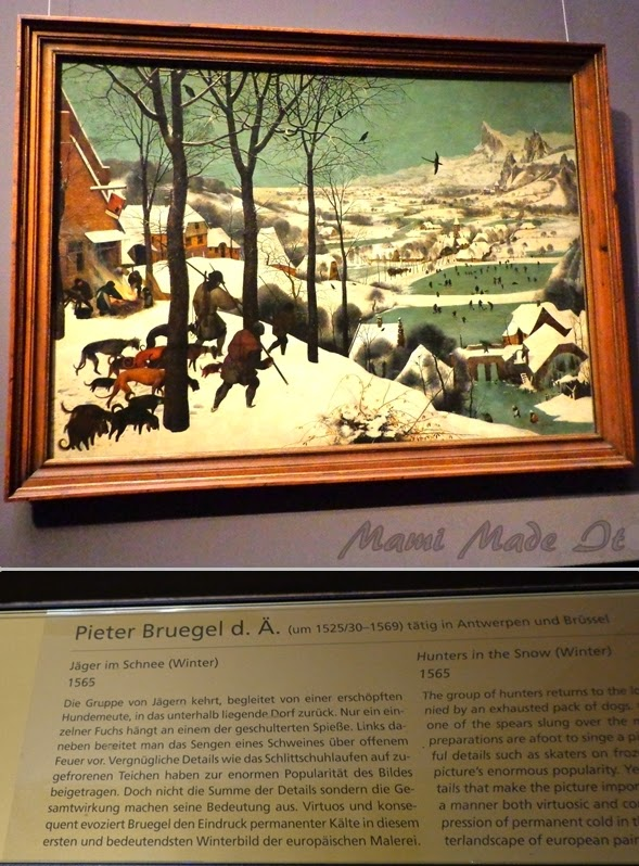 Pieter Bruegel d.Ä. Hunters in the Snow