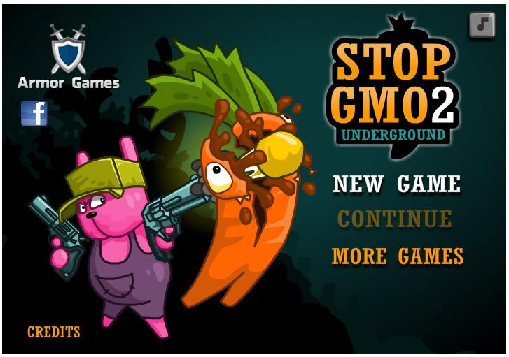 Armor Game : Stop GMO 2