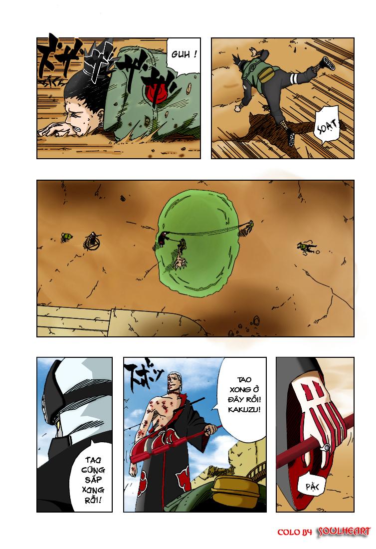 Naruto chap 327.Color Trang 5 - Mangak.info