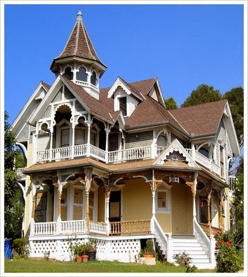 is your house victorian victorian style