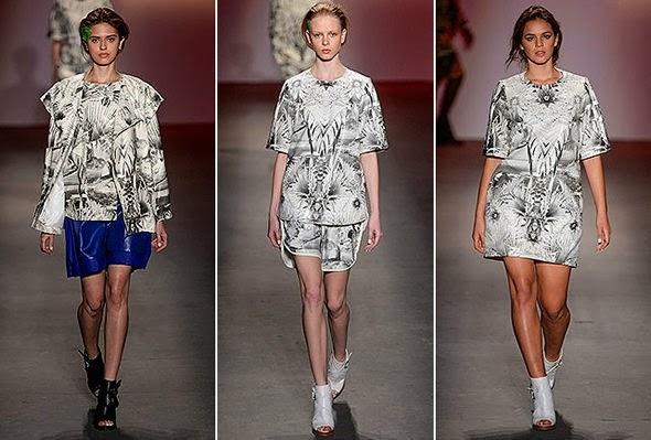 Fashion Rio Inverno 2014 com algumas estrelas do momento
