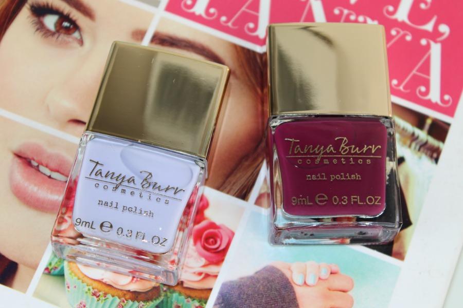 Tanya Burr Nail Polish New Packaging Review and Photos | Pink ...