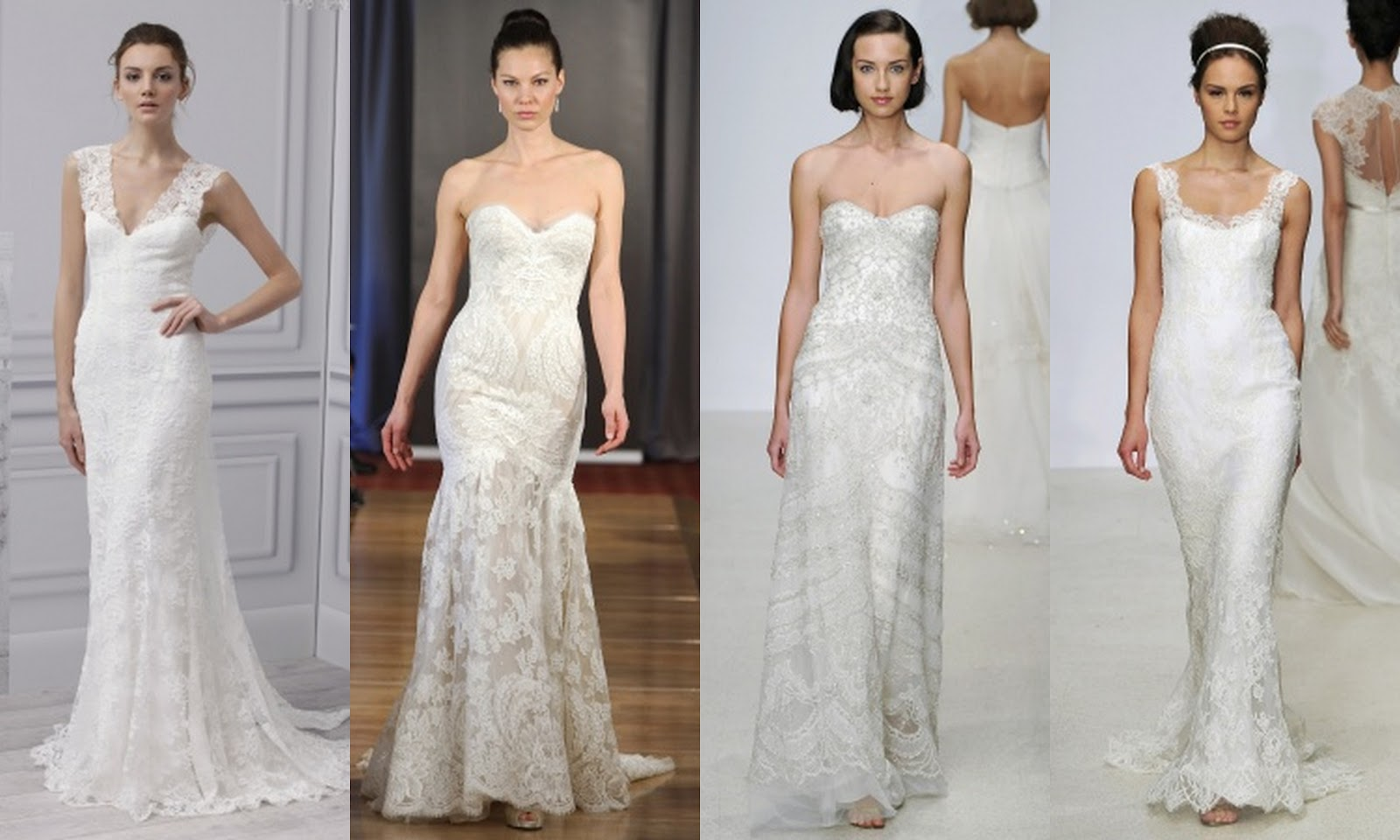Enchanting Events Blog: Spring 2013 Wedding Gown Trends